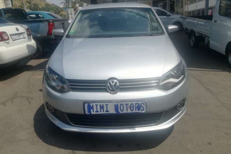 VW Polo Sedan 1.6 TDi COMFORTLINE 2014