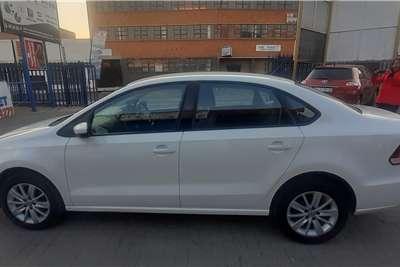 Used 2017 VW Polo Sedan 1.6 TDi COMFORTLINE