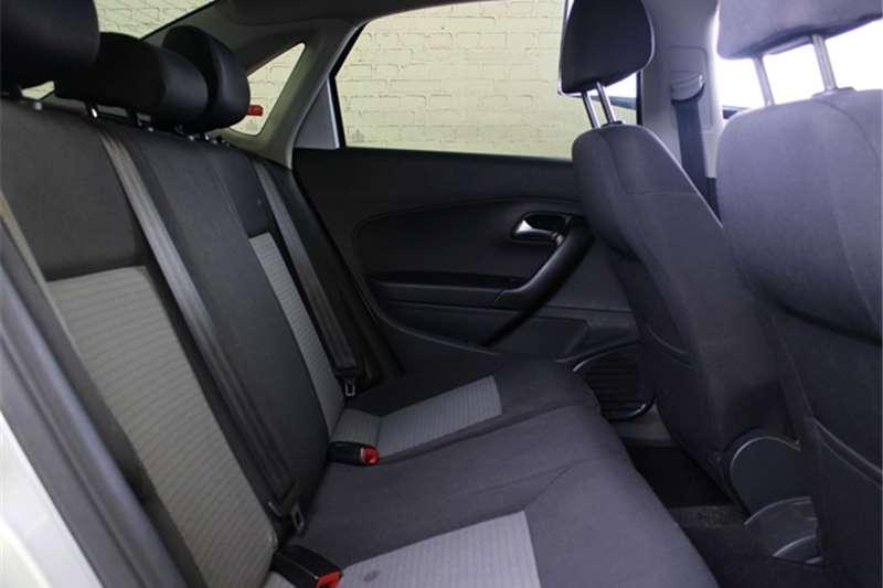VW Polo sedan 1.6 Trendline 2013