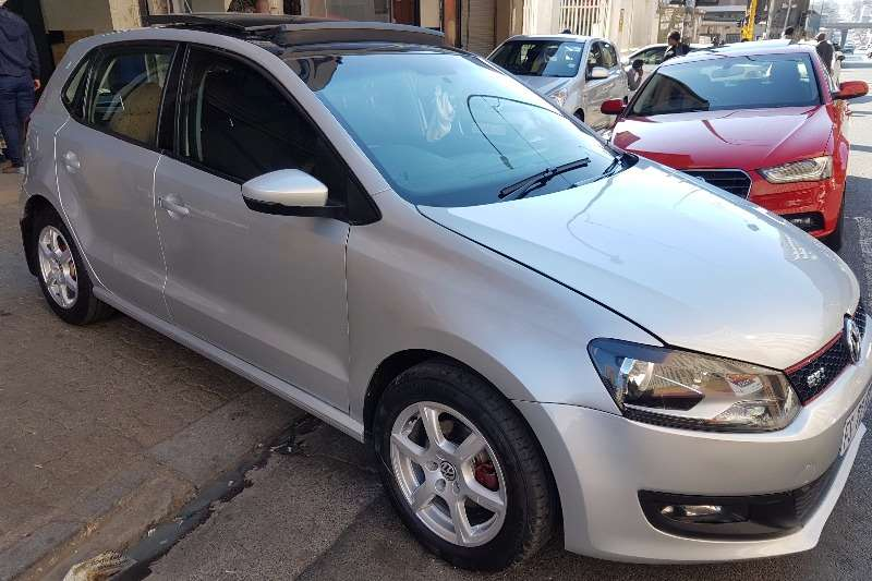 VW Polo sedan 1.6 Trendline 2014