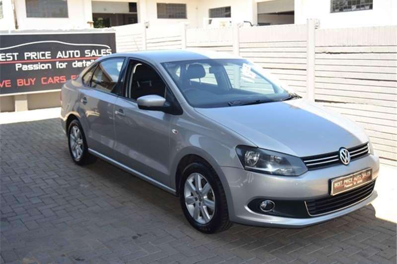 VW Polo sedan 1.6TDI Comfortline 2011