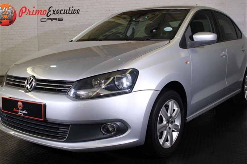 VW Polo sedan 1.6TDI Comfortline 2012