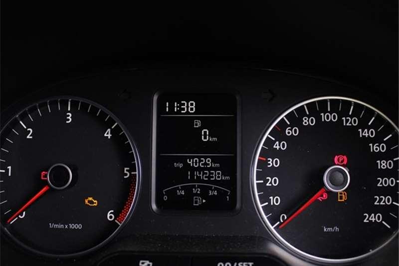 VW Polo sedan 1.6TDI Comfortline 2012