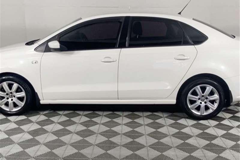 Used 2012 VW Polo sedan 1.6TDI Comfortline