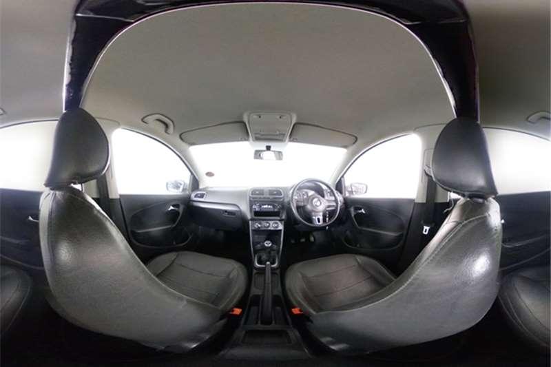 2012 VW Polo Polo sedan 1.6TDI Comfortline