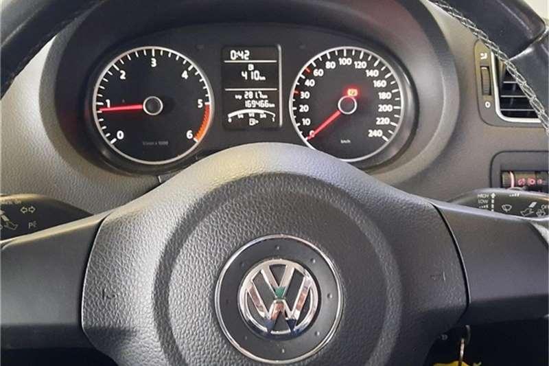 Used 2013 VW Polo sedan 1.6TDI Comfortline