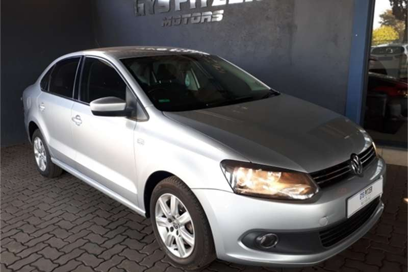 VW Polo sedan 1.6TDI Comfortline 2014