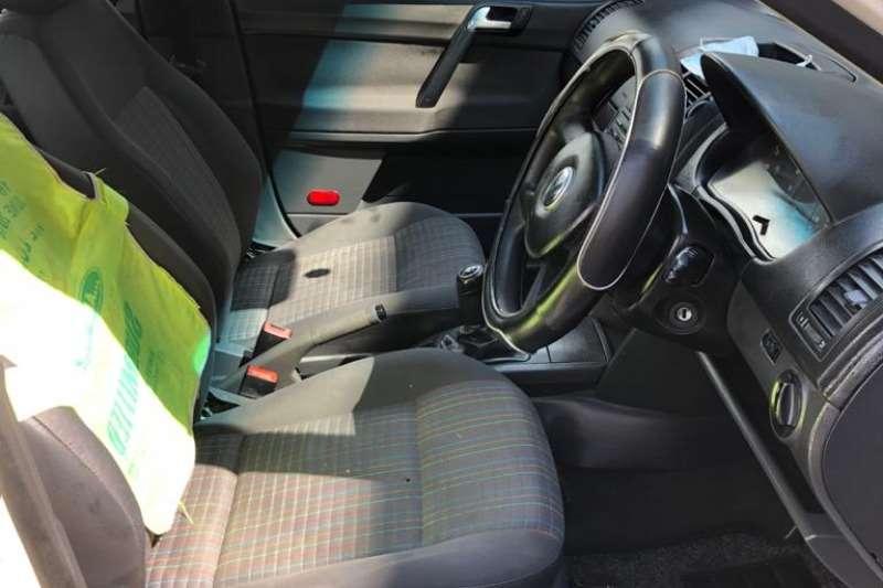VW Polo Sedan 2006