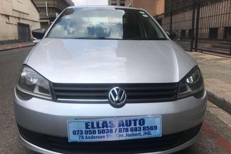 VW Polo Sedan 2014