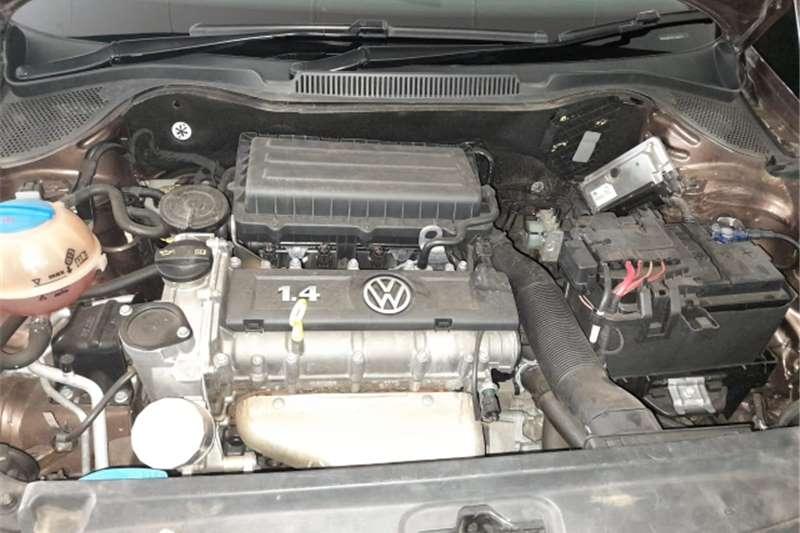 VW Polo Sedan 2016