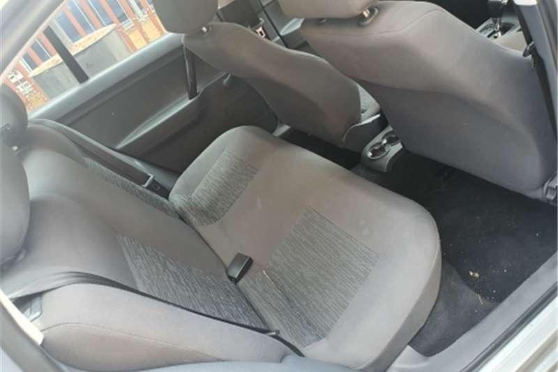 VW Polo Sedan 2017