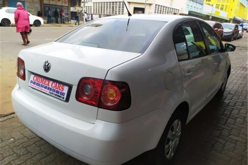 Used 2017 VW Polo Sedan