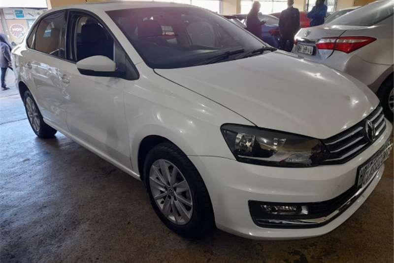 Used 2017 VW Polo Sedan