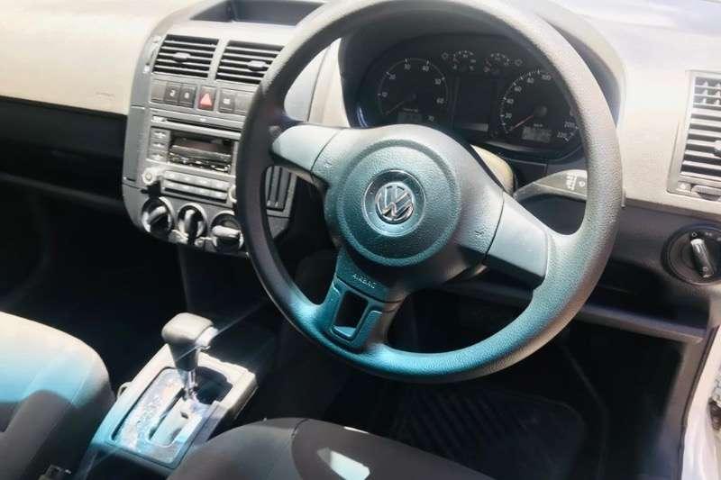 VW Polo Sedan 2018