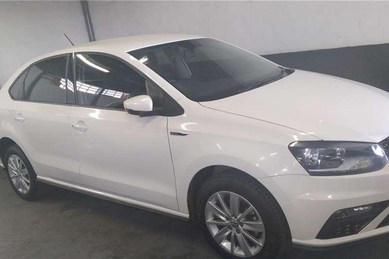 Used 2021 VW Polo Sedan