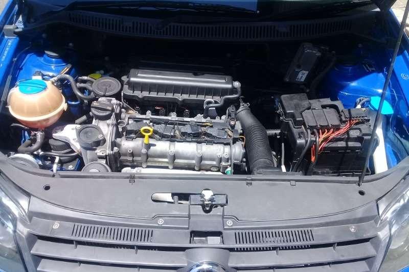 2012 VW Polo sedan