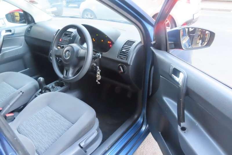 2018 VW Polo sedan