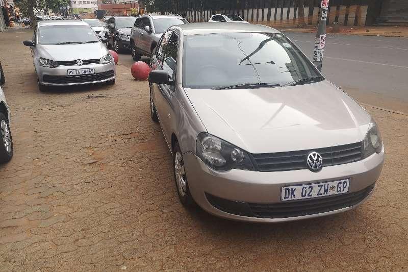 2013 VW Polo sedan