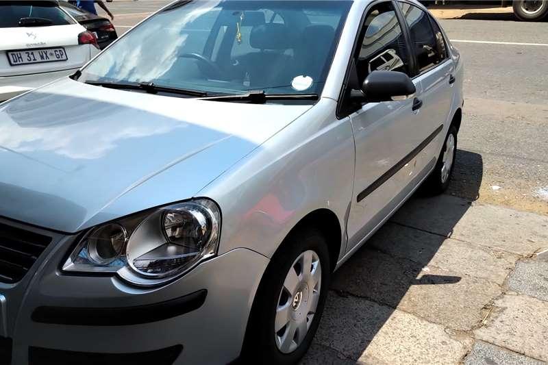 2009 VW Polo sedan