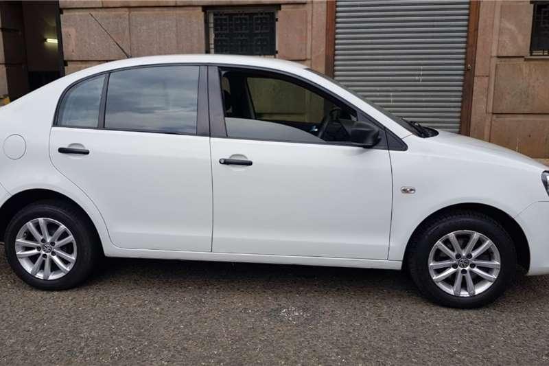 2011 VW Polo sedan