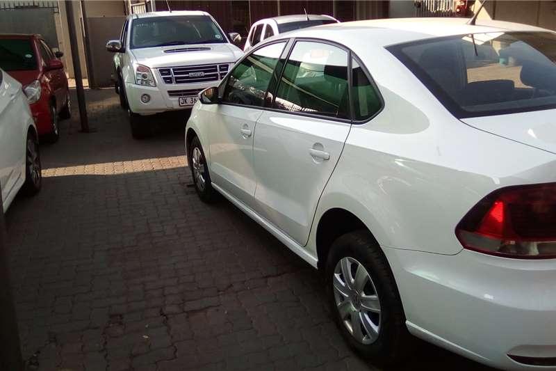 2019 VW Polo sedan