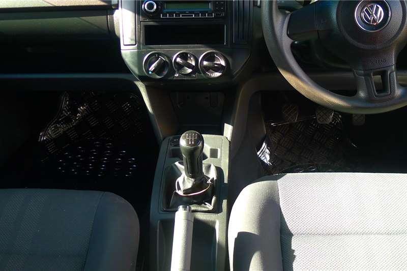 2016 VW Polo sedan