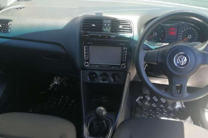 Used 2013 VW Polo Sedan POLO 1.4 COMFORTLINE
