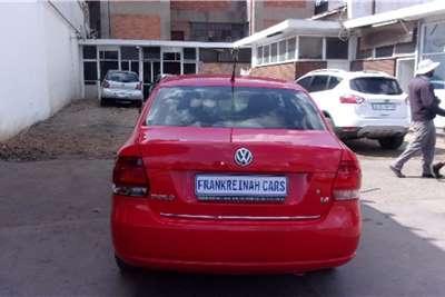 Used 2014 VW Polo Sedan POLO 1.4 COMFORTLINE