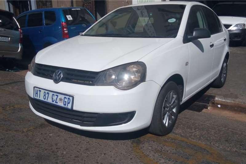 Used 2015 VW Polo Sedan POLO 1.4 COMFORTLINE