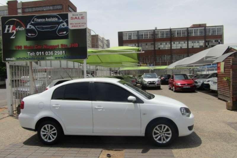 VW Polo Sedan POLO 1.4 COMFORTLINE 2016