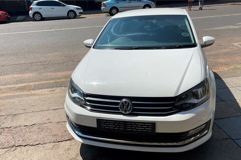 Used 2016 VW Polo Sedan POLO 1.4 COMFORTLINE