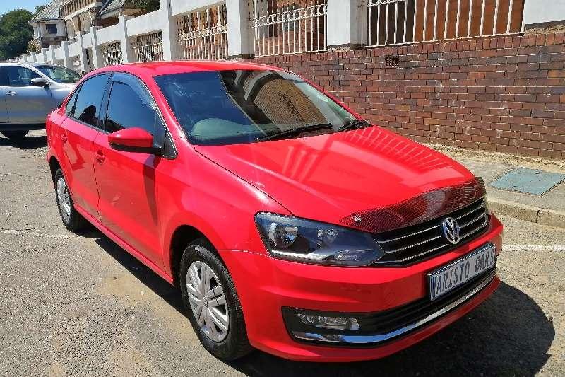 VW Polo Sedan POLO 1.4 COMFORTLINE 2018