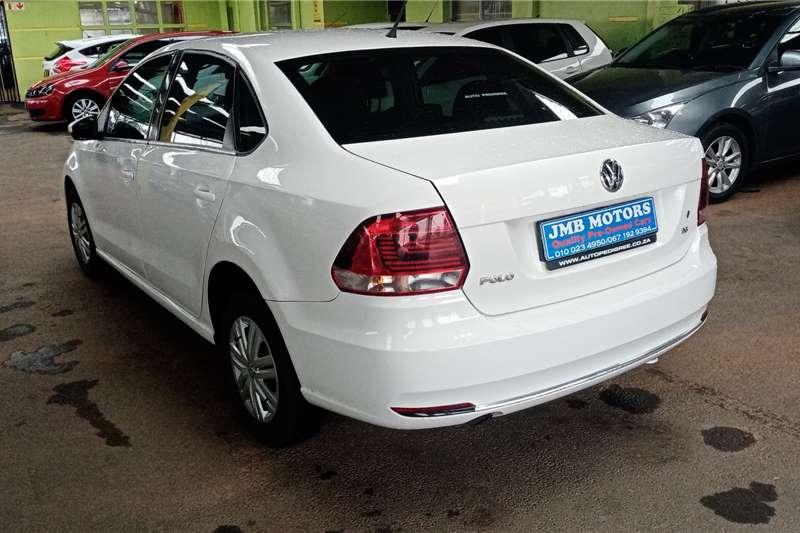 Used 2018 VW Polo Sedan POLO 1.4 COMFORTLINE