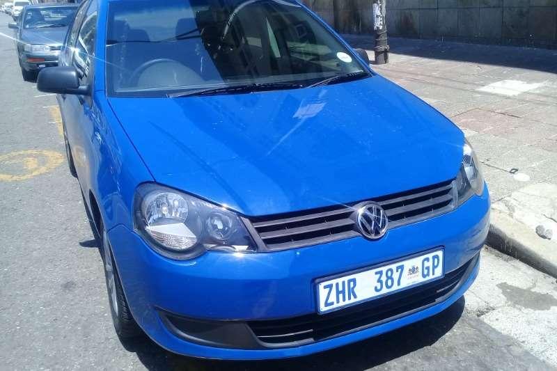 VW Polo Sedan POLO 1.4 TRENDLINE 2012