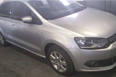 Used 2014 VW Polo Sedan POLO 1.4 TRENDLINE
