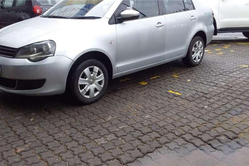 VW Polo Sedan POLO 1.4 TRENDLINE 2015