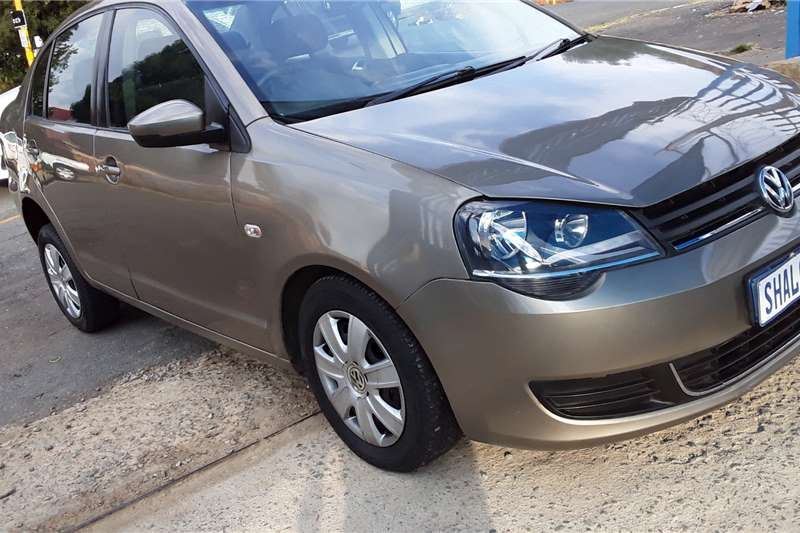 Used 2017 VW Polo Sedan POLO 1.4 TRENDLINE