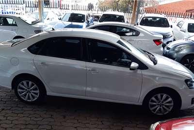 2018 VW Polo sedan POLO 1.4 TRENDLINE
