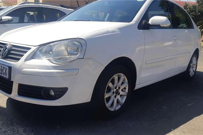 Used 2008 VW Polo Sedan