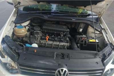 Used 2011 VW Polo Sedan POLO 1.6 COMFORTLINE