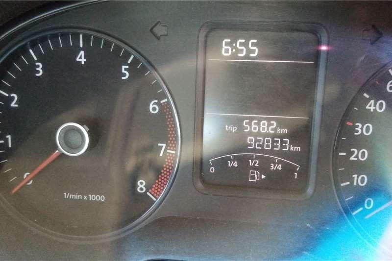 Used 2012 VW Polo Sedan POLO 1.6 COMFORTLINE