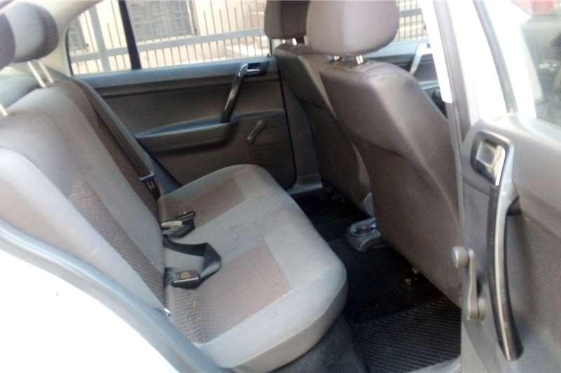 2013 VW Polo sedan POLO 1.6 COMFORTLINE