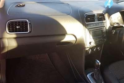 Used 2014 VW Polo Sedan POLO 1.6 COMFORTLINE