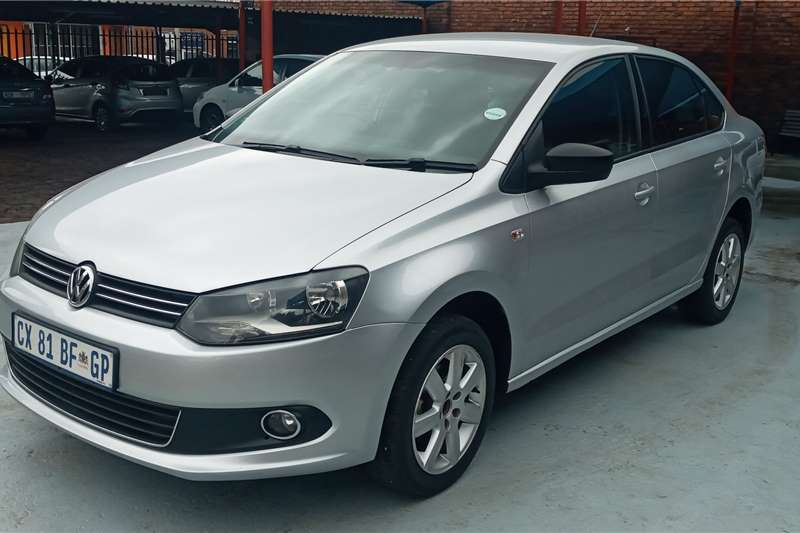 Used 2014 VW Polo Sedan POLO 1.6 COMFORTLINE