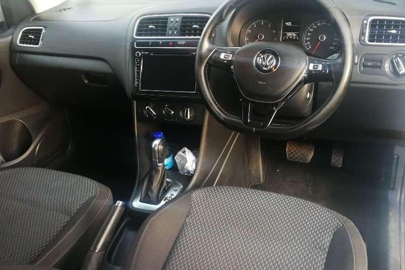 Used 2017 VW Polo Sedan POLO 1.6 COMFORTLINE