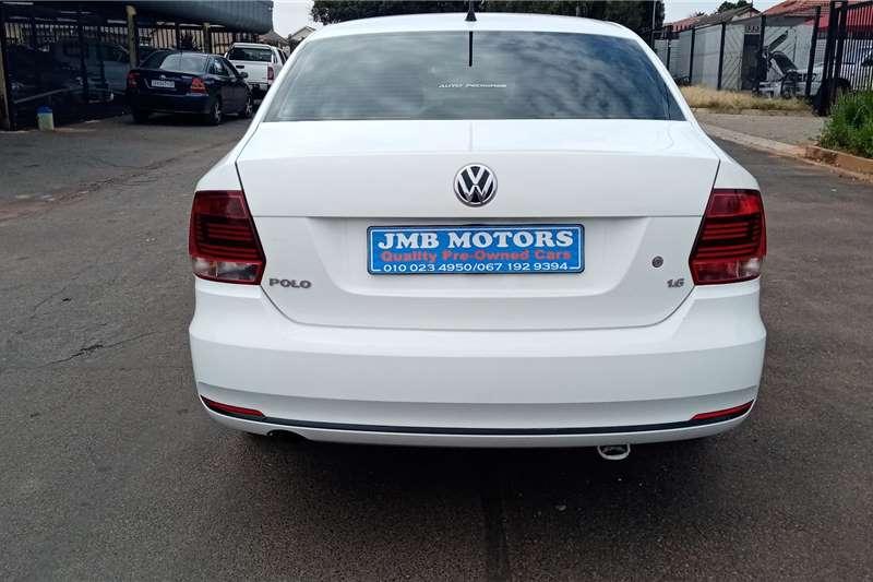 Used 2018 VW Polo Sedan POLO 1.6 COMFORTLINE