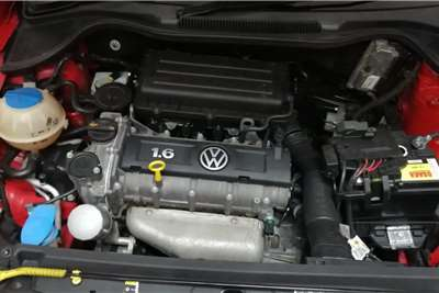 VW Polo Sedan POLO 1.6 COMFORTLINE TIP 2014