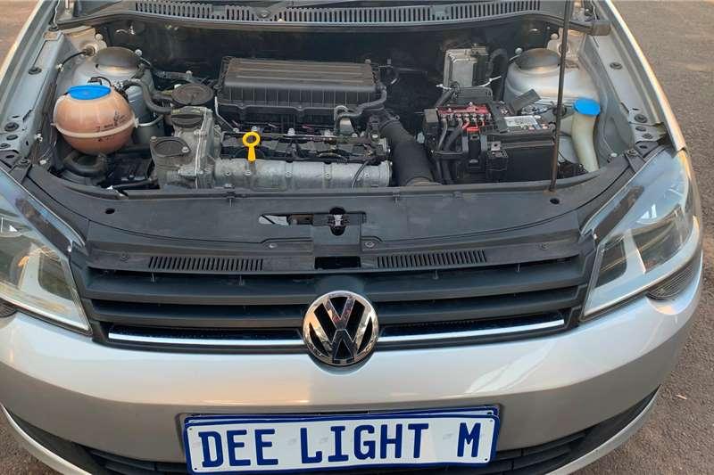 VW Polo Sedan POLO 1.6 COMFORTLINE TIP 2017