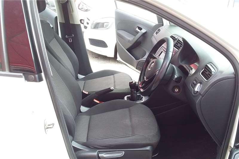 VW Polo Sedan POLO 1.6 TRENDLINE 2015