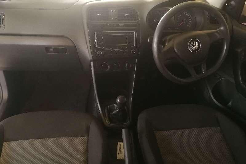 Used 2017 VW Polo Sedan POLO GP 1.4 COMFORTLINE